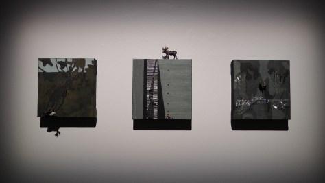 Au Pays des Cauchemars, Au Cœur des Cauchemars and Le  Trophée des Cauchemars by Diane Dubeau