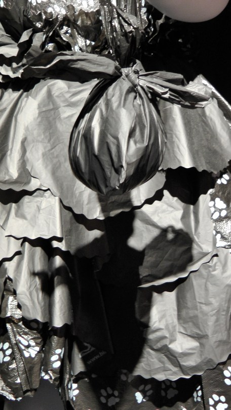 Detail from Bag Garment By Mélanie Casavant