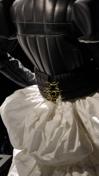 Detail from Dress the Part by Isabelle Bérubé