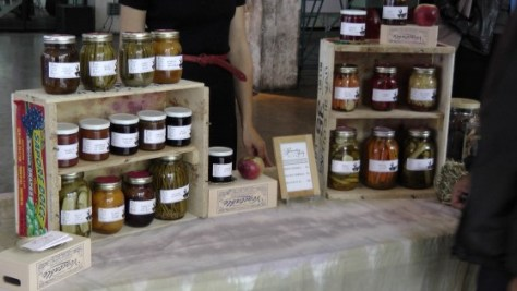 Preserves from the Preservation Society.