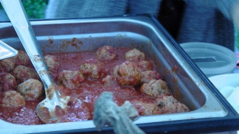 Meatballs from Nora Gray.
