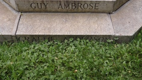 Guy Ambrose and Graeme Anderson