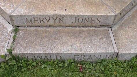 Mervyn Jones and Reginald Fraser