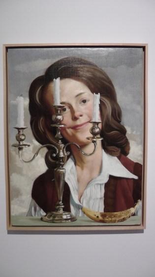 Anna by John Currin