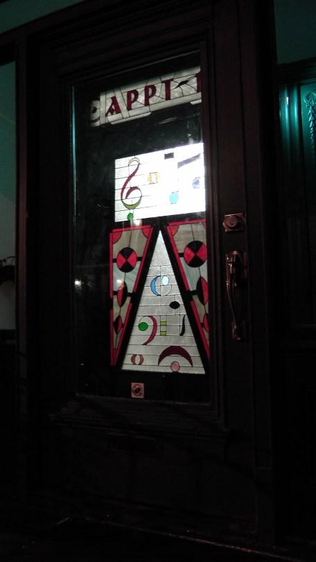 Door on Saint Andre.