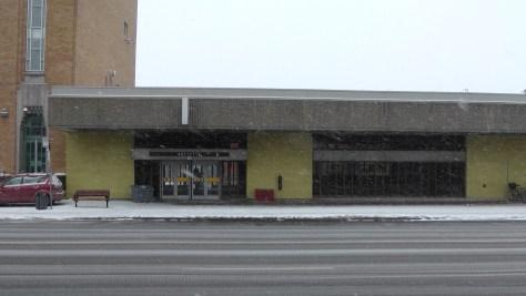 The southern entrance to Métro Joliette.