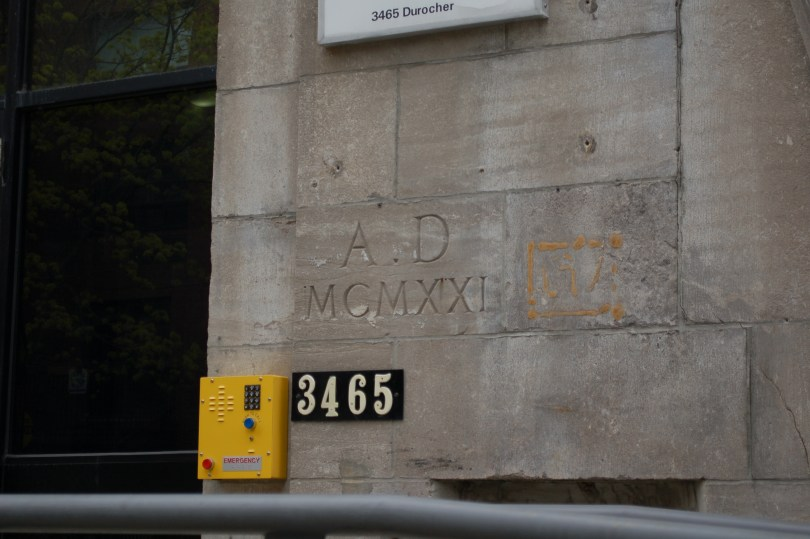 3465 Rue Durocher Montréal, QC H2X 2E7, Canada