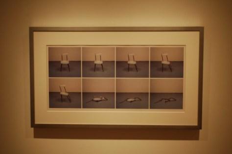 Jana Sterbak, Dissolution, 2001, Colour photograph 50 x 95 cm. edition AP#1.