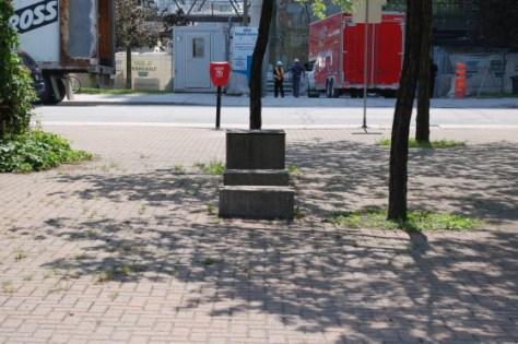 Agora by Charles Daudelin at Square Viger