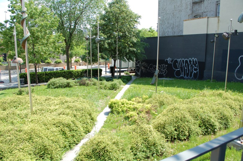 Le Jardin de Lyon by Jean-François Gavoty and Guerric Péré