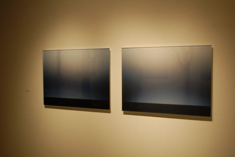Henri Venne, I'll Keep You There… So Long (diptych), digital print mounted under plexiglass, 67cm x 183cm, 2012