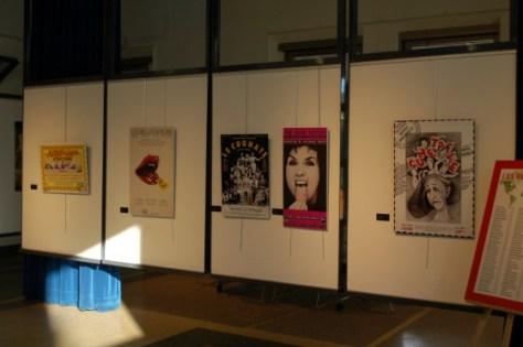 Les Belles-Soeurs s'affichent at the Espace La Fontaine