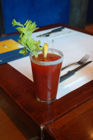 My Bloody Mary from Eggspectations