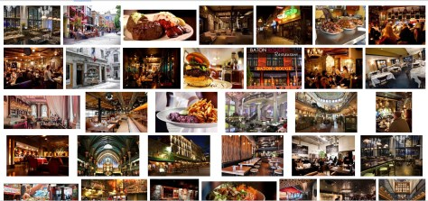 Restaurants in Montreal