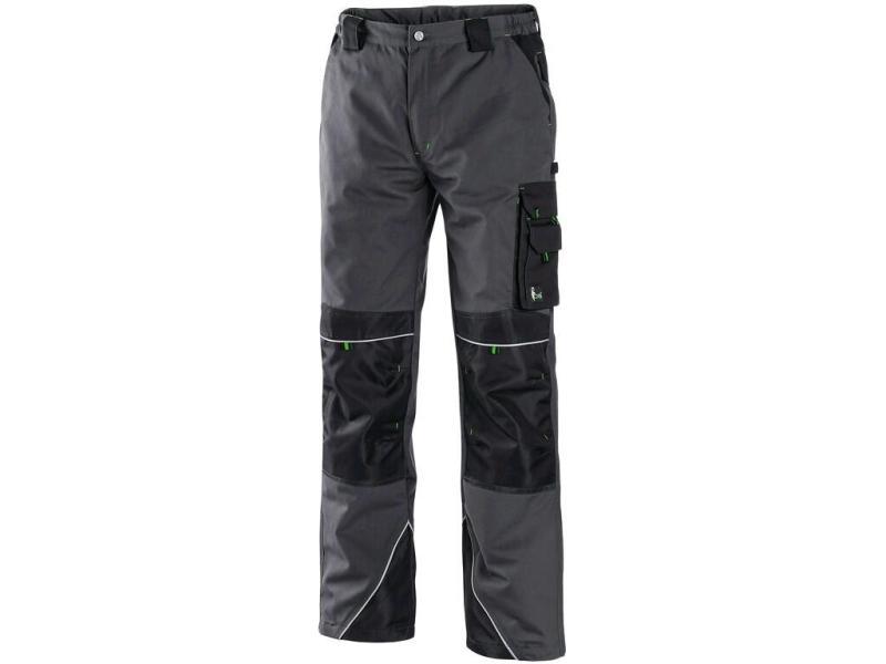 Zeker spodnie robocze-szaro-zielone Sirius Nikolas