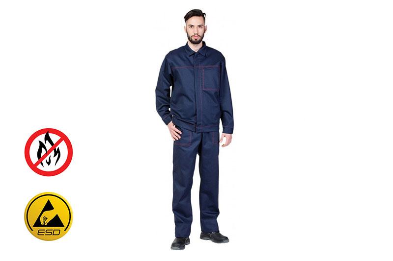 odzież ochronna spawalnicza ESD