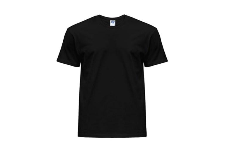 Koszulka T-shirt Black JHK TSRA