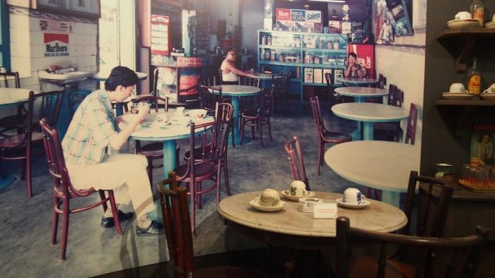 ペナン博物館戦後の生活