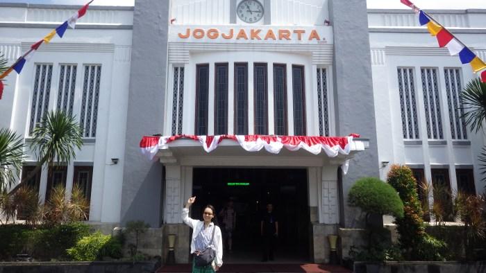 ジョグジャ駅