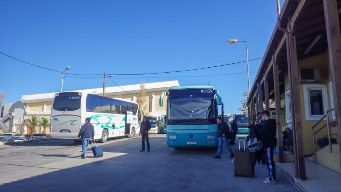 レシムノバスターミナル
