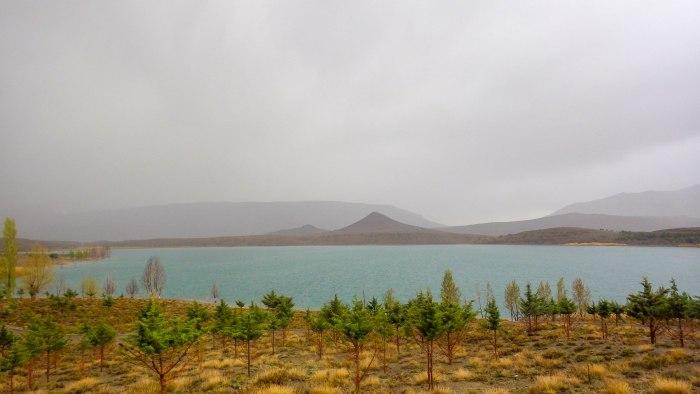 イミルシルの湖