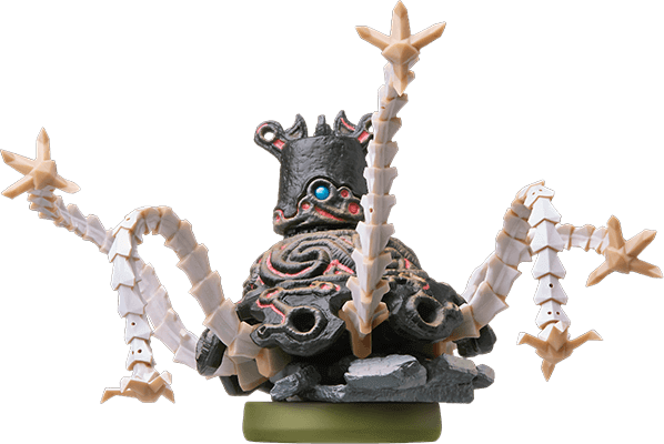 Image result for breath of the wild amiibos