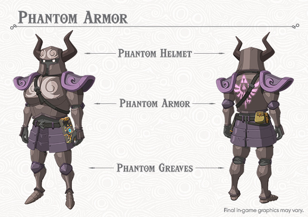 Phantom Armor