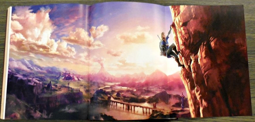 Art & Artifacts BOTW Foldout