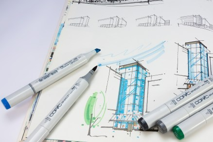 copic-architecture