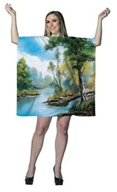 bob-ross-canvas-costume
