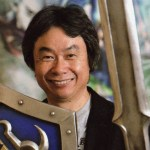 """Miyamoto has """"great footage"""" to show off for Zelda Wii U, just """"not today"""""""