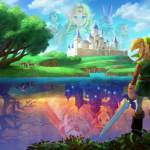 "Aonuma has started to question Zelda's ""traditional approach"""