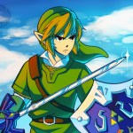 Fanart Friday: Skyward Sword Link