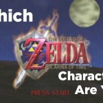 Find out your Zelda personality with Buzzfeed's Ocarina of Time quiz
