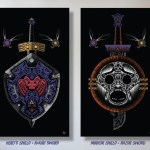 Lyndon Willoughby presents new, gorgeous Majora's Mask posters