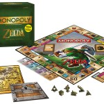 Do not pass Ganon, do not collect 200 Rupees: GameStop's exclusive Zelda Monopoly