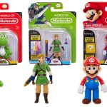 Link is ready for action in this World of Nintendo figure set