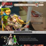 Hyrule Warriors: Official US and UK websites open