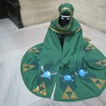 Cosplayer takes us on a Journey with this Zelda-themed costume