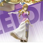 Princess Zelda and other Amiibo figures are now available to pre-order