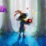 Aonuma says that Majora's Mask has been in development since 2011