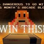Giveaway! Win one of two Zelda Arcade Blocks