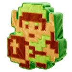 Pixels meet plush: 8-bit Link toy available from July