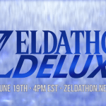 The 14th Zeldathon is going Deluxe for Charity: Water