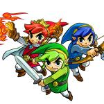 Shikata explains why you can't play as a female Link in Tri Force Heroes