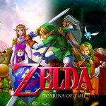 Ocarina of Time is out on Virtual Console for North America