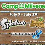 Camp Miiverse closed due to Iwata's passing