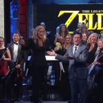 Symphony of the Goddesses debuts Tri Force Heroes music on The Late Show