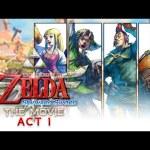 Zelda Universe presents Act 1 of Skyward Sword: The Movie