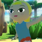 Aryll speaks up for her big brother in Hyrule Warriors Legends